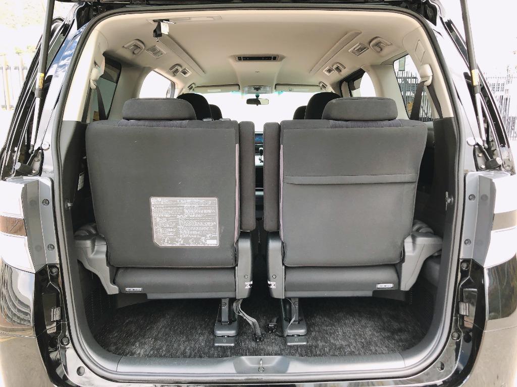 Toyota    VELLFIRE 2.4 ZG PREMIUM   2013 Auto