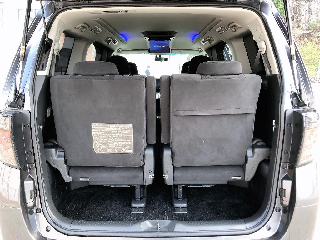 Toyota    VELLFIRE 2.4 ZP PREMIUM   2012 Auto