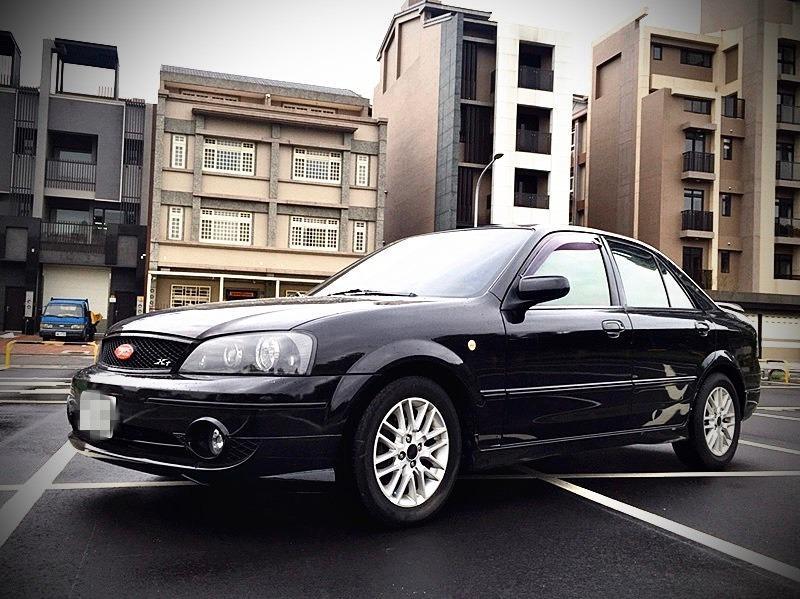 2006年 Ford Tierra XT 1.6 黑