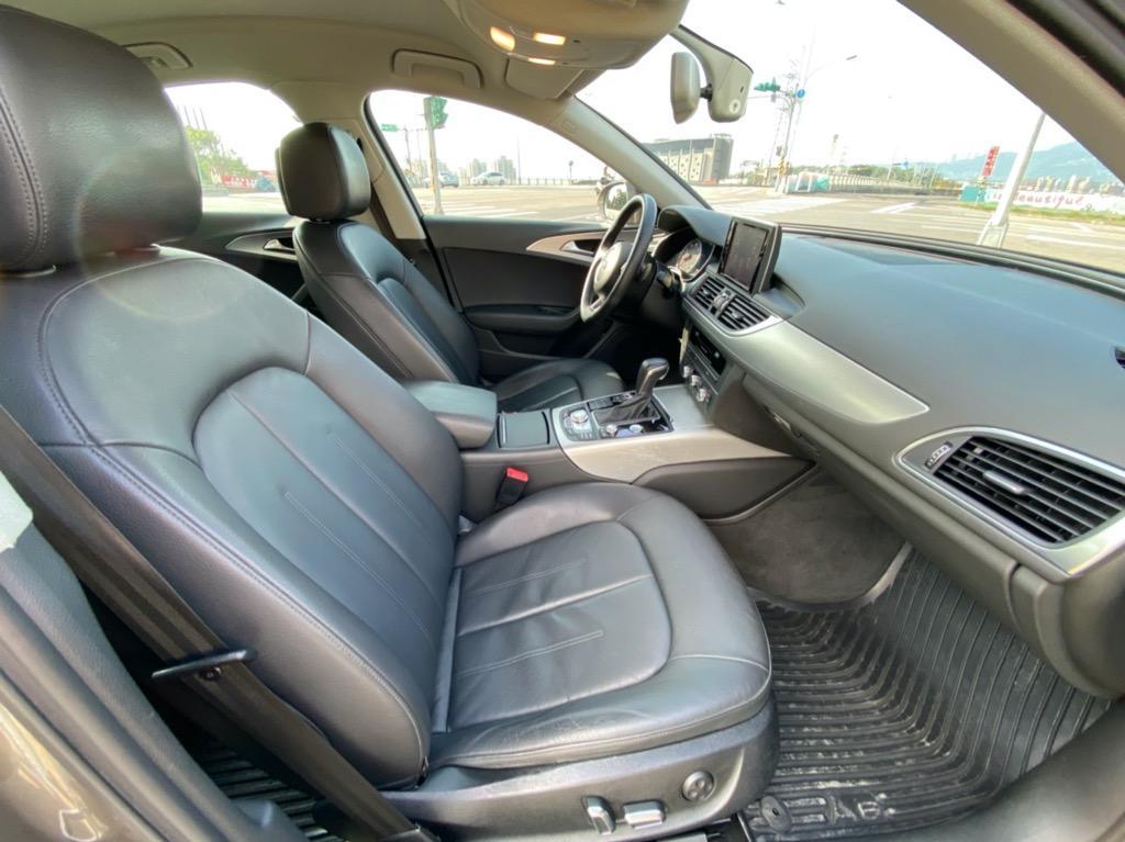 2015/16 Audi A6 Sedan/成熟男孩的重要配備/歡迎各位時尚人士前來看車