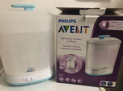 Phillips Avent Sterilizer