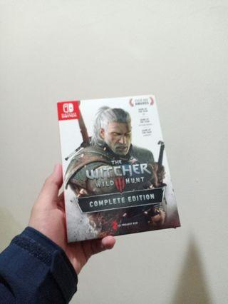 The Witcher 3 Wild Hunt Nintendo Switch (Complete Edition)