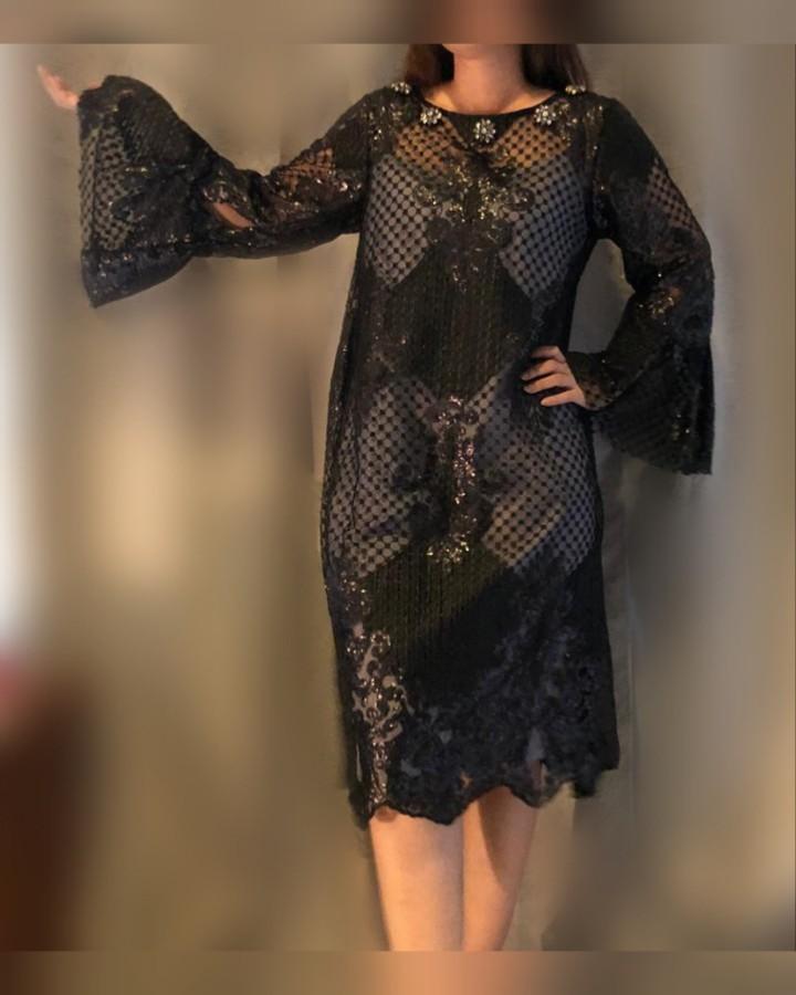 #Dirumahaja Elise Dress - Maxi Dress - Zara Mango H&M Mns Massimo Dutti LV #Dirumahaja