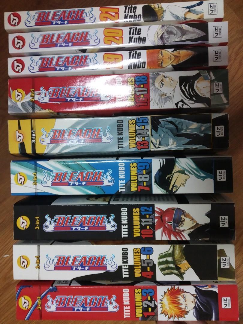English manga haikyuu,black butler,bleach,barakamon,bakuman,magi,one piece