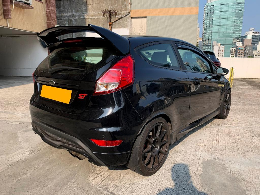 Ford Fiesta ST 1.6 EcoBoost Manual