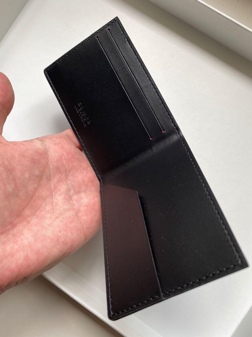 Goyard Porte Carte Insert Victoire Slot Wallet (All Black Limited Edition)