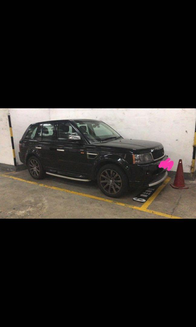Land Rover Range Rover 4.2 Sport V8 Supercharged (A)