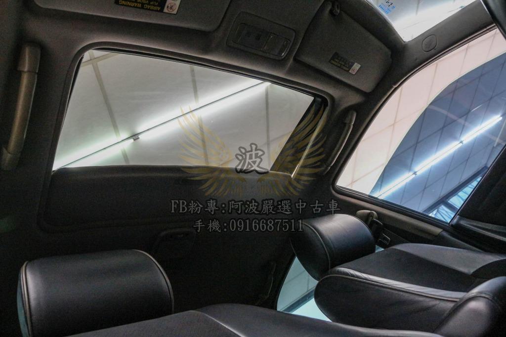 LEXUS IS200 看車不用錢 車美優質 改鋁圈 天窗 客製化改裝