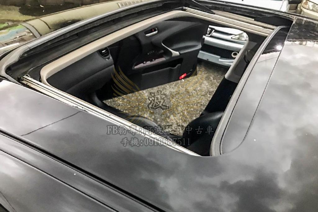 LEXUS IS250 看車不用錢 車美優質 原廠優質 天窗