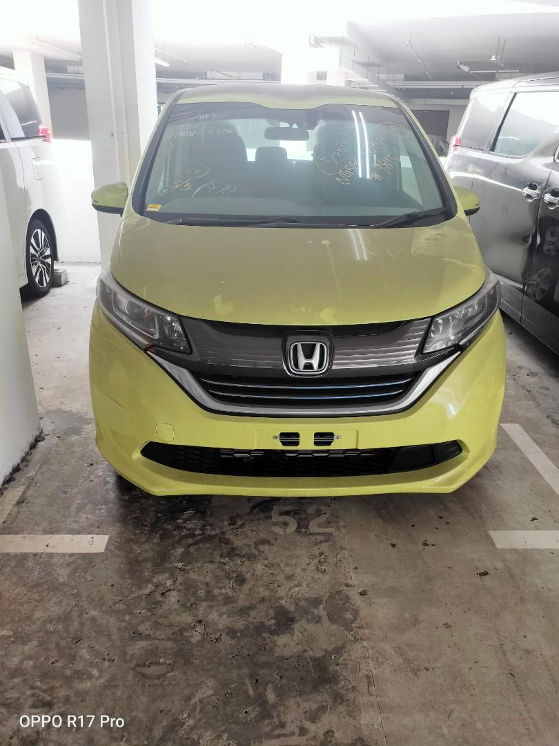 LOWEST PRICE ON THE MARKET HONDA FREED HYBRID 1.5A G 7 SEATER