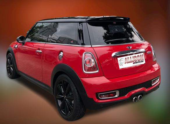 Mini Cooper S 1.6 AT 2012, Merah Km16 Rb, Dp 69,9 Jt, Top Condition, Sunroof