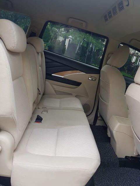 Mitsubishi Xpander Ultimate AT 2017,MPV Modern Yang Sportif