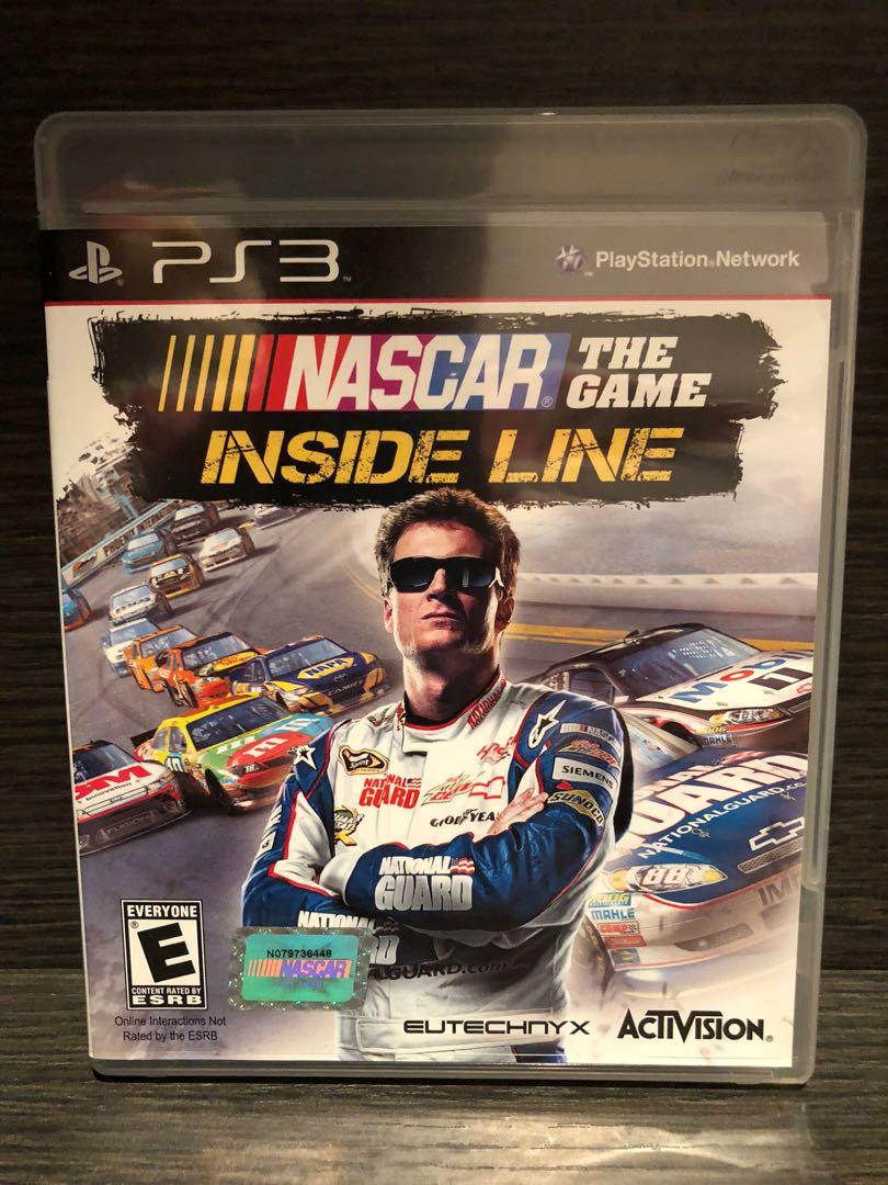 28+ Nascar The Game Inside Line Ps3 Pictures