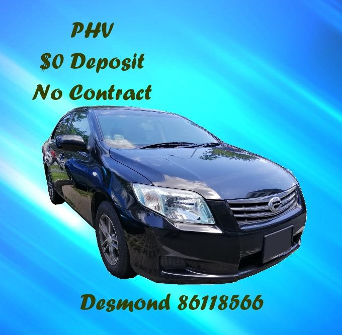 No Deposit, No Contract, Budget and Cheap Car Rental PHV