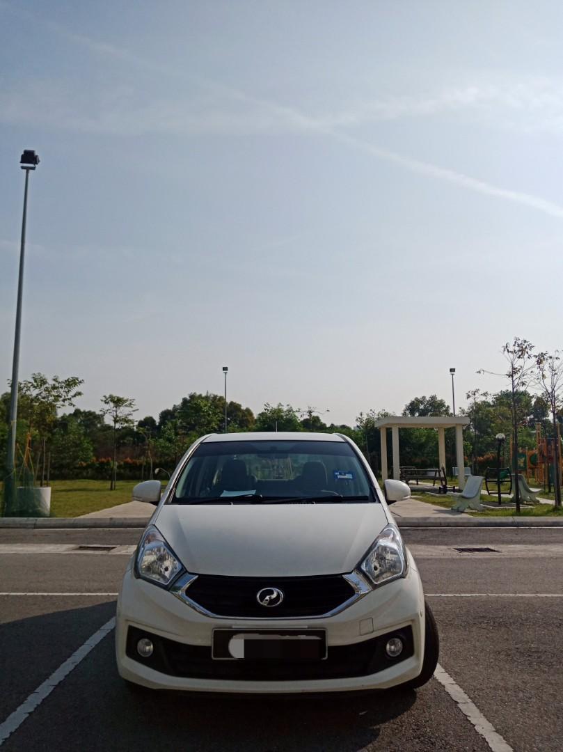 Perodua Myvi 1.3 (A) Kereta Sewa Murah Selangor KL