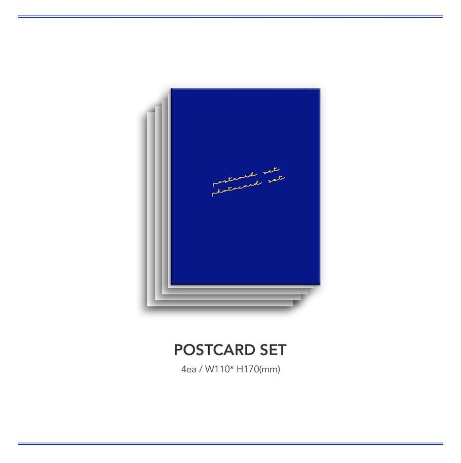 "[PREORDER] WINNER 2020 WELCOMING COLLECTION ""IN BALI"""