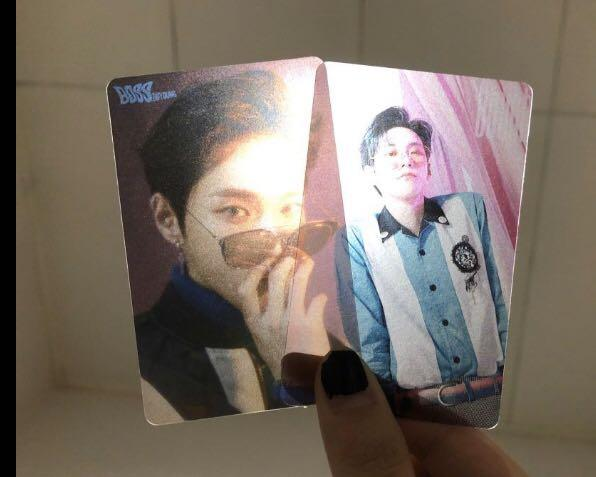 [PRICE FOR ALL] NCT DOYOUNG UNOFFICIAL PHOTOCARDS PHOTOCARD PC