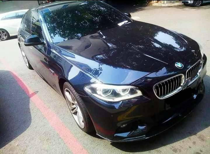 SAMBUNG BAYAR  BMW F10 528I MSPORT FULLSPEC BMW MALAYSIA(localspec)