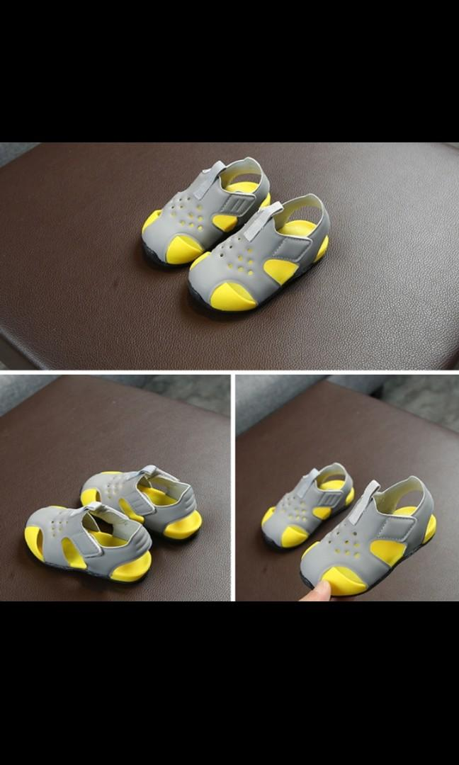 Summer Children's Sandals In The Children's Baotou Beach Sandals Fashion Non-slip Boys Sandals