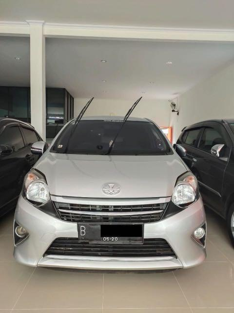 Toyota Agya 1.0 G MT 2015,Cocok Untuk Mobilitas Padat