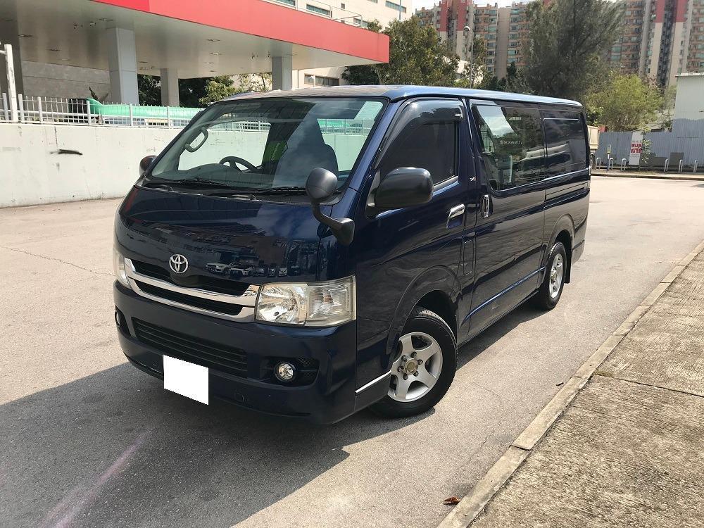 Toyota Hiace 3.0 Deluxe Auto