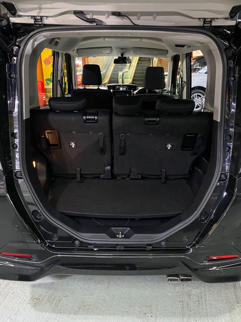 Toyota TANK  Custom G-Turbo 頂級版  Auto