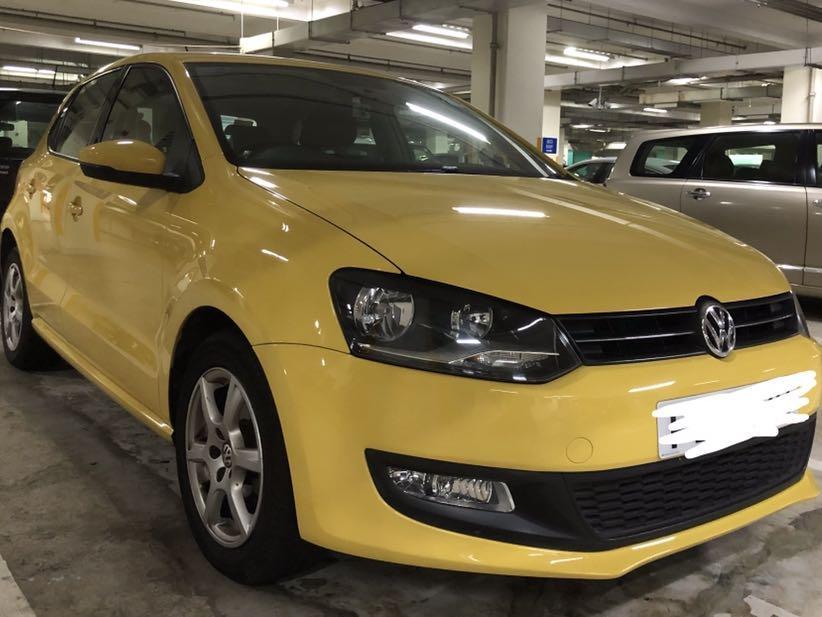 Volkswagen Polo 1.4 (A)