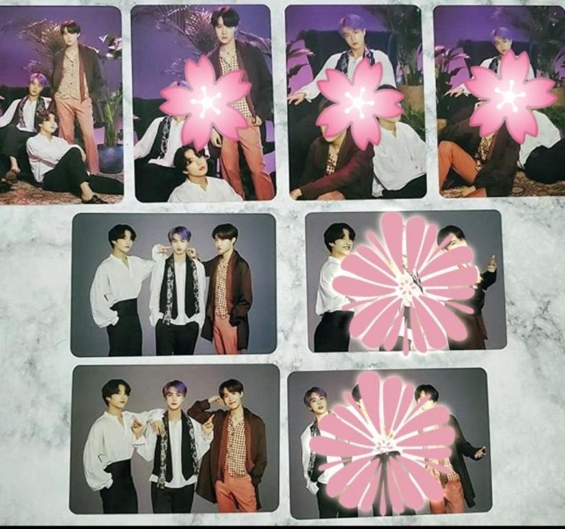 [WTB/LF] BTS 5th Japan Fanmeeting: Magic Shop (Unit PC) - Jin Jungkook Jhope