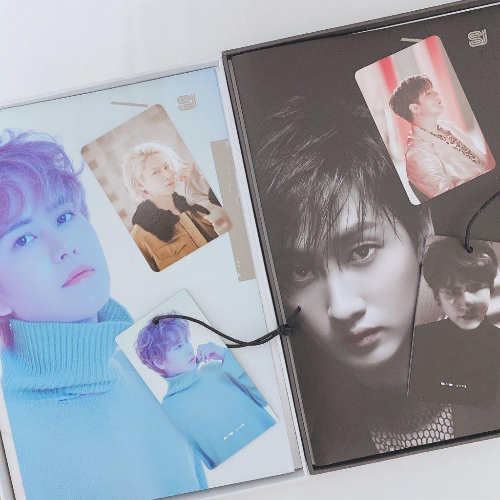 [WTT] Super Junior The 9th Album Repackage TIMELESS pc, tag & poster