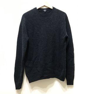 Uniqlo100%羊毛毛衣L號