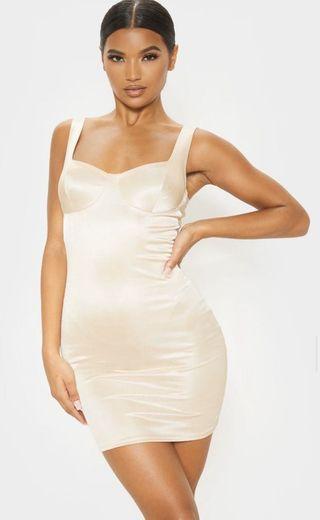 Champagne dress size 12 🥂