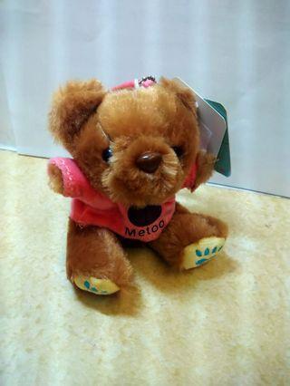 可愛小熊吊飾