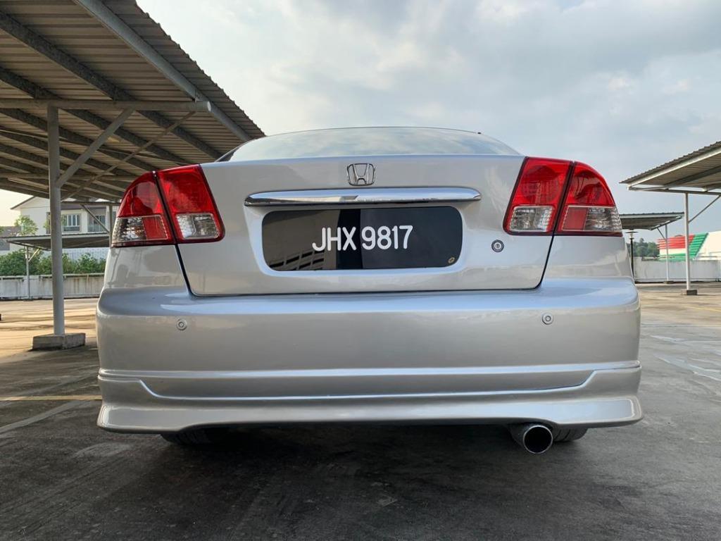 2005 Honda CIVIC 1.7 S i-VTEC (A) B/L LOAN KEDAI DP 2-3K
