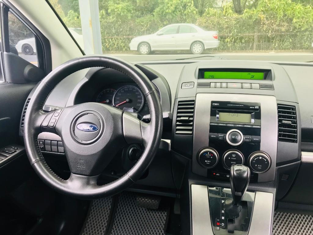 2009 Ford i-Max 2.0 市場稀有 車況好 回去直接上路