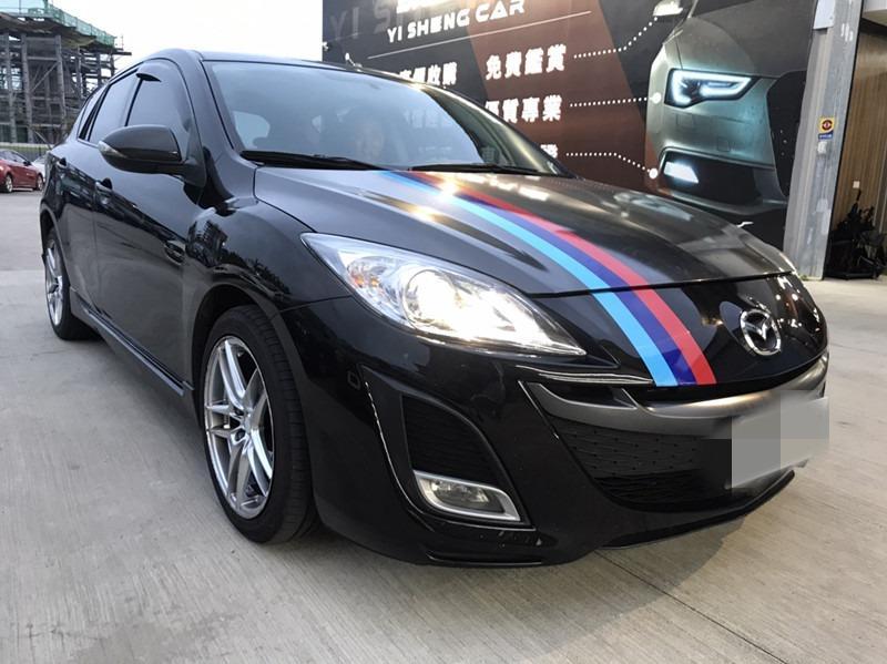 2011     馬3    5D      2.0  頂     黑