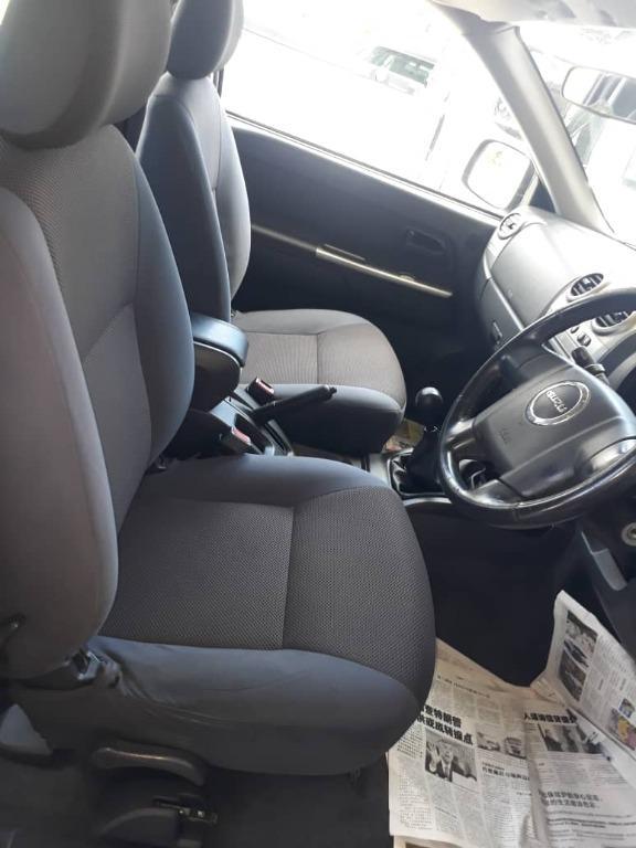 2011 Isuzu D-MAX 4WD 2.5 Ddi iTEQ 4X4 PREMIUM (M) Servis Record http://wasap.my/601110315793/Dmax2011