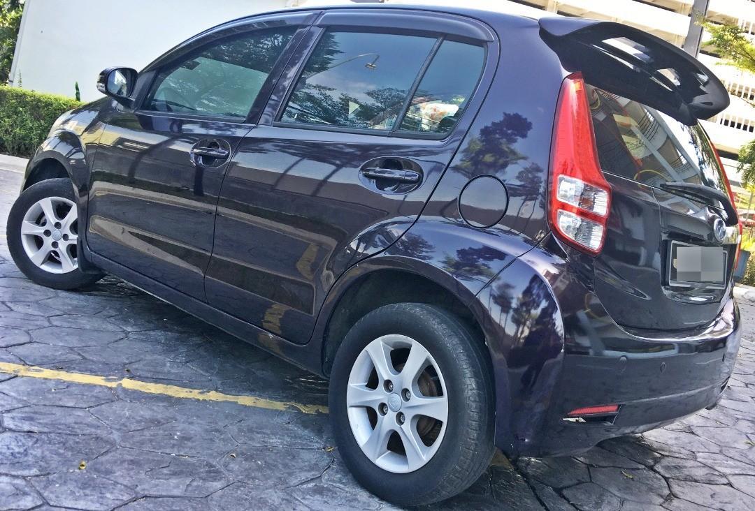 2012 Perodua MYVI 1.3 (A) DEPO 2990 OTR LOAN KEDAI KERETA.L