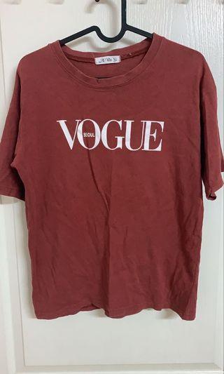 Vogue上衣