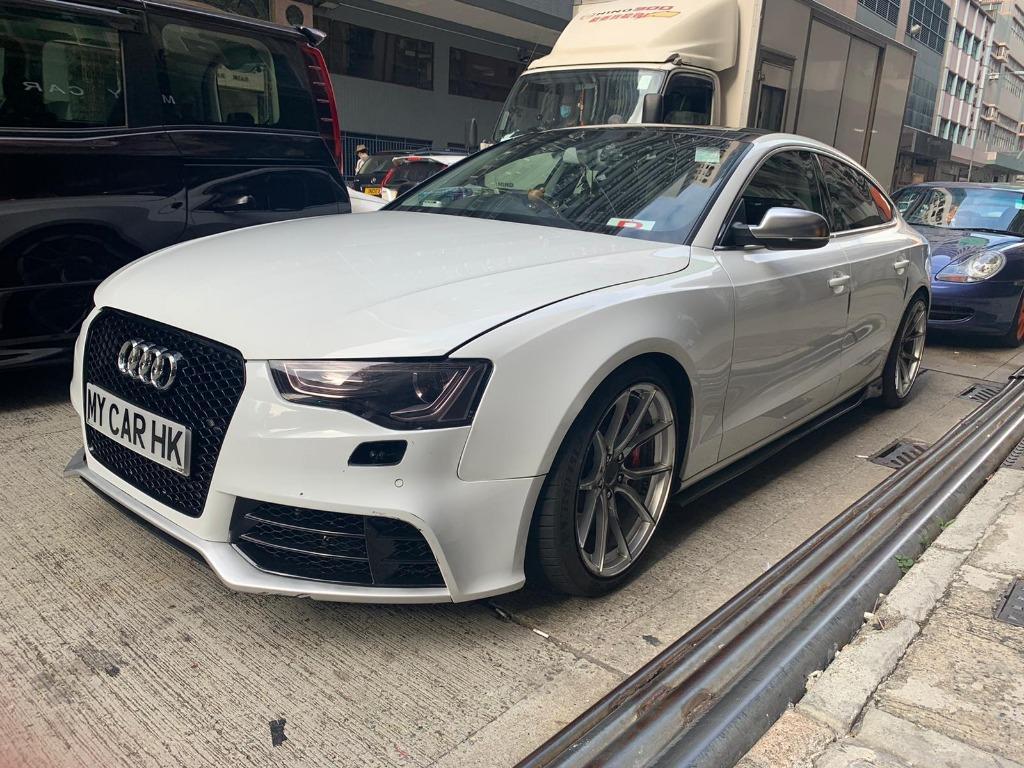 Audi A5 1.8T Auto