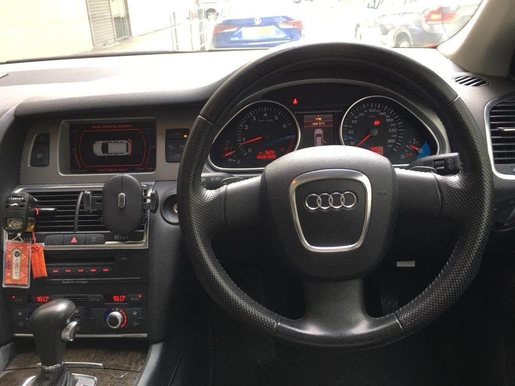 Audi Q7 4.2 FSI quattro 2008 Auto