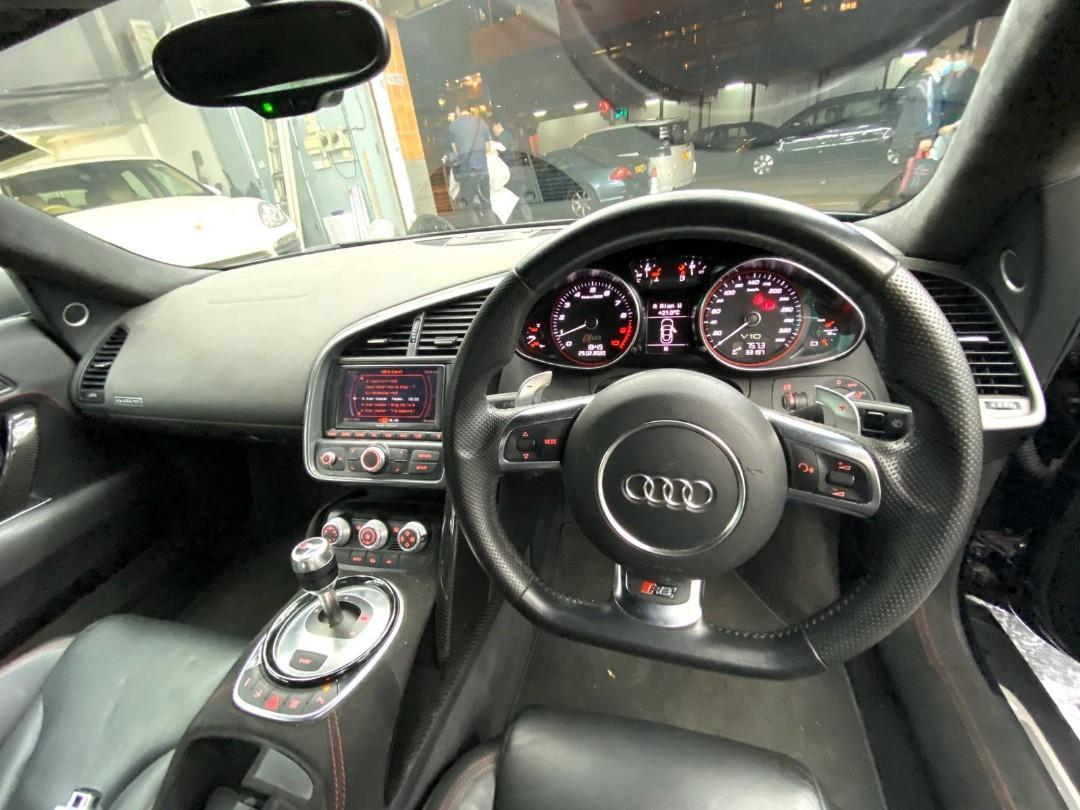 Audi R8 4.2 FSI quattro S tronic (A)