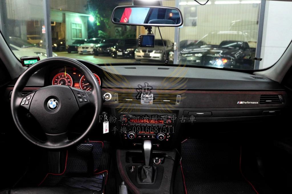 BMW 328I 四出排氣管 實用旅行車