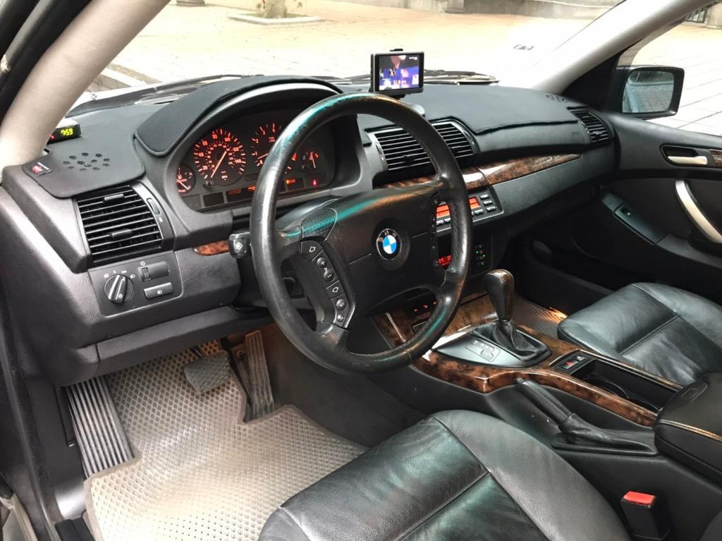 給最心愛的家人滿滿的安全與尊榮BMW X5休旅車
