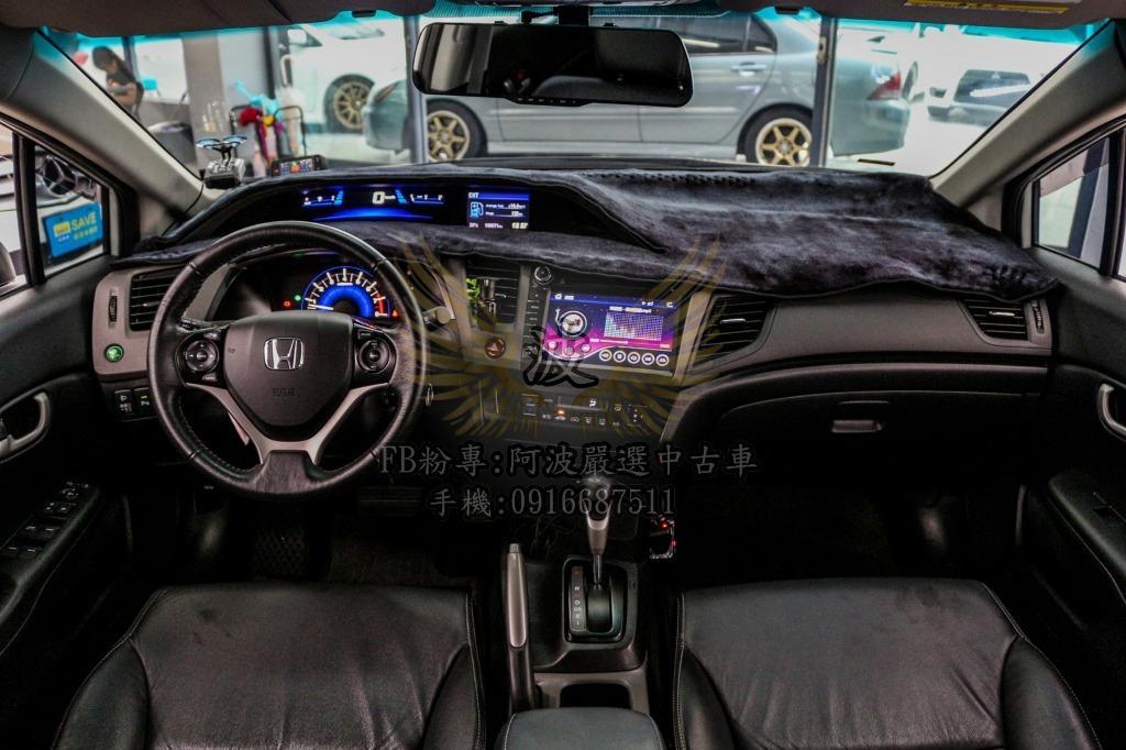 CIVIC K14 優質原廠車 客製化改裝