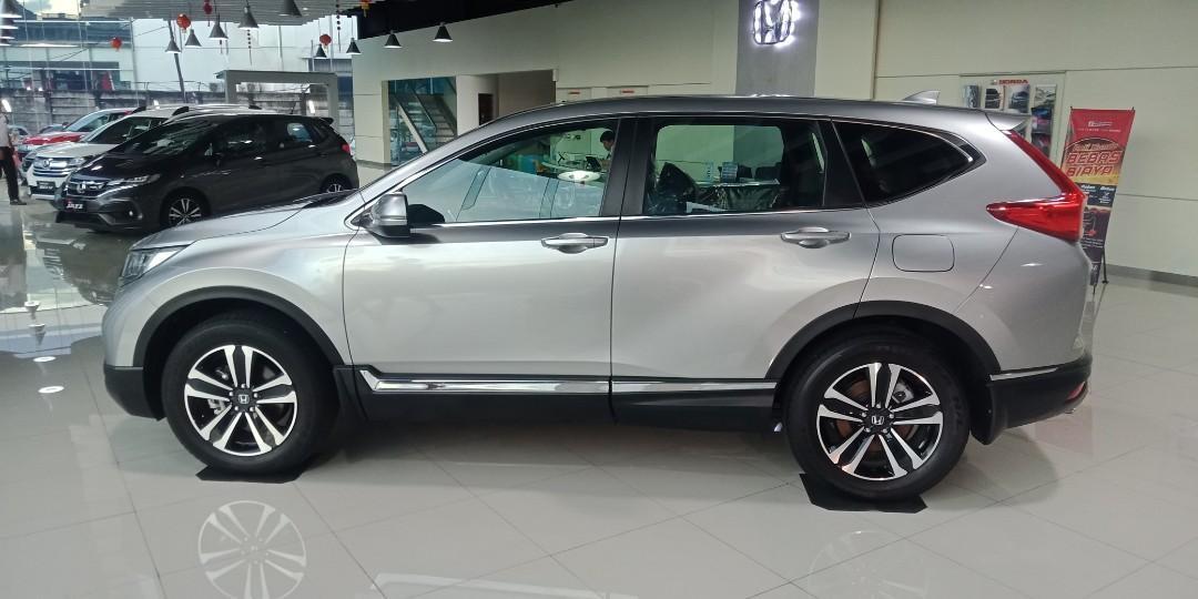 Hot Sale! Beli New CR-V all type Dapet Emas Murni  !