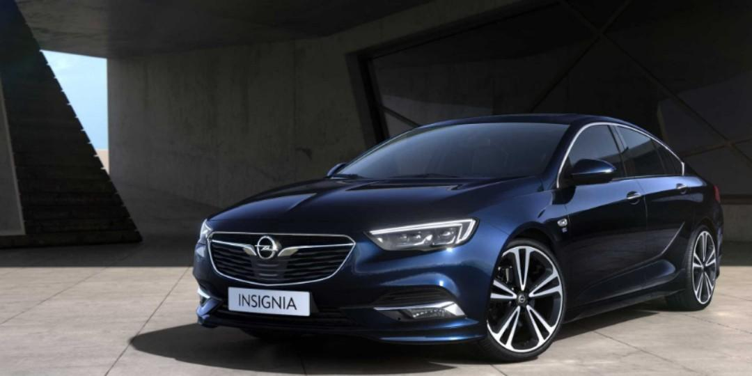 (MAX) LEASE OPEL INSIGNIA 2.0 TURBO AWD 256BHP 400NM TORQUE
