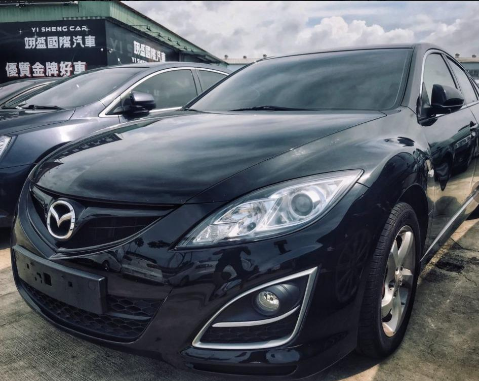 Mazda\10年馬6(黑)