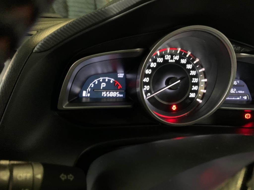 Mazda\15年馬三 中階 跑15