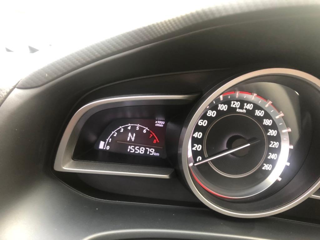 Mazda\15 馬三 四門陽春 到店
