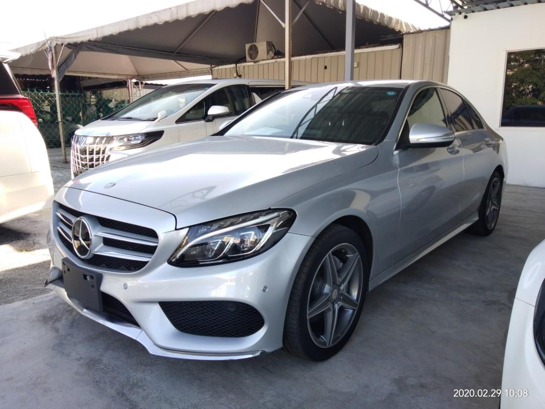 MERCEDES C180AMG C200AMG RECORD2015 RM168,888.88 PRICE ON THE ROAD 📱0⃣1⃣2⃣2⃣3⃣6⃣7⃣2⃣7⃣2⃣☺🙏